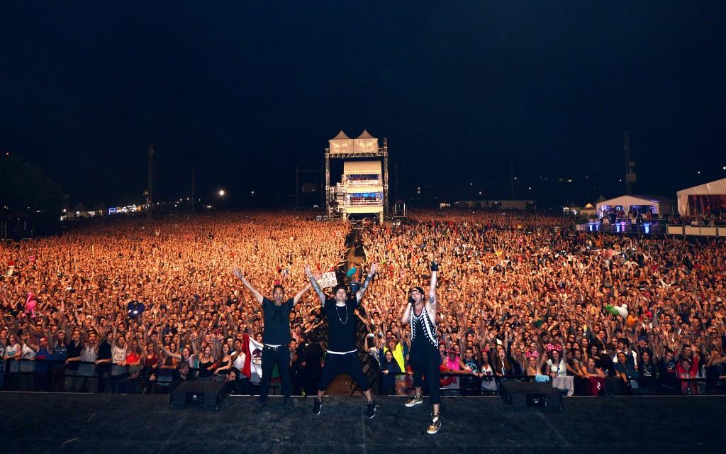 Quebec City Summer Festival 2014